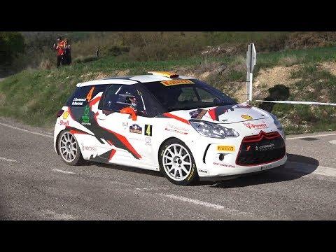 Josep Anton Domenech - Manel Marchal | Rally Ciutat d'Igualada 2018 | Citroen DS3 R3