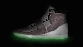 Nike Air Yeezy 3   Concept Unveil - YouTube