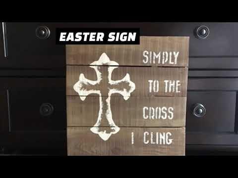 Easter Sign Hunt