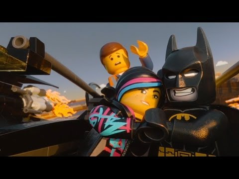 The LEGO Movie - Now Playing Spot 5 [HD]