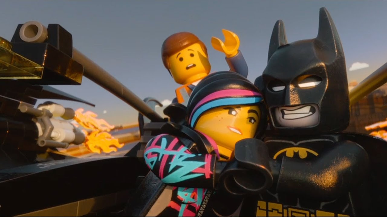 The Lego Movie Now Playing Spot 5 Hd Youtube