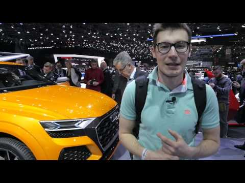 Это шок! Audi RS 5 и Audi Q8 Sport Concept удивили всех // Женева 2017 // АвтоВести Online