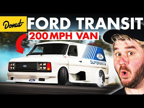 FORD TRANSIT: The Van That Runs The World   Up To Speed
