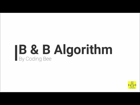 Artificial Intelligence - Branch & Bound algorithm