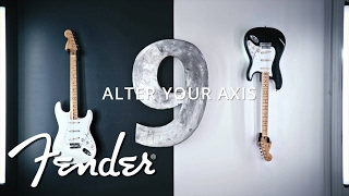 Alter Your Axis: Experience the Jimi Hendrix Strat