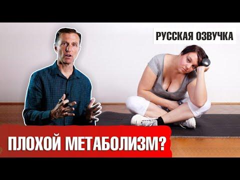 Как ускорить метаболизм? Что улучшает обмен веществ? 📣