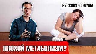 оБМЕН ВЕЩЕСТВ: Как ускорить метаболизм (русская озвучка)