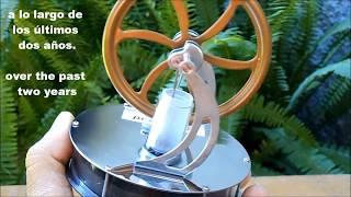 Motor Stirling LTD  para apresentações com preço acessível - Stirling engine LTD for presentations