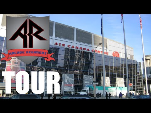 Air Canada Centre Tour | Arcade Regiment