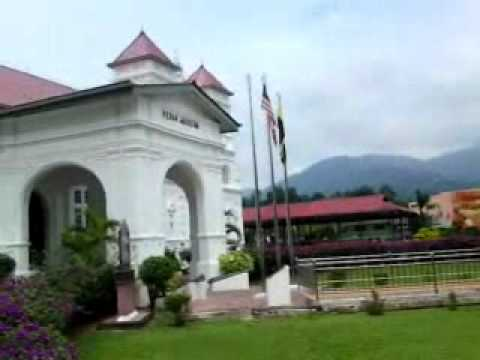 A Holiday Weekend at Taiping, A Historic Town in the Northern State of Perak, Malaysia