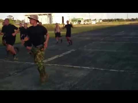 Animación Infantería de Marina
