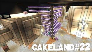 CakeLand FTB #22: Логика и Механика Лабиринта (КУБ)!