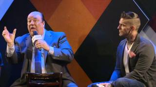 Paul Heyman explains not doing enough with Cesaro - #SRShow