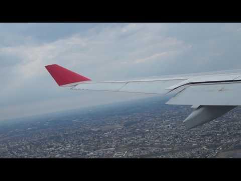 A330 Landing - Carrasco International Airport (MVD)