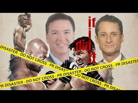 If I Did It: Conor Mc cries wolf, Jon Jones pees poison, James Comey tilts the election