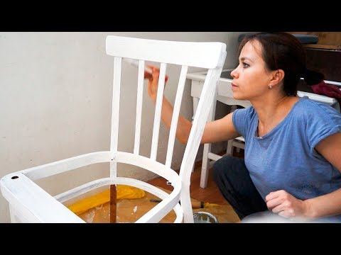 Венские стулья реставрация своими руками фото