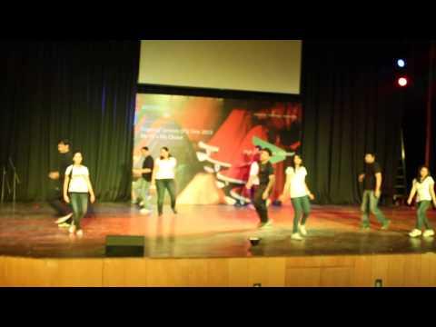 Accenture FS-Fete 2013 - RBS Dance - Gurgaon