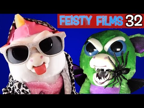 Feisty Films Episode 32: Glenda v. Cardi B Rap!