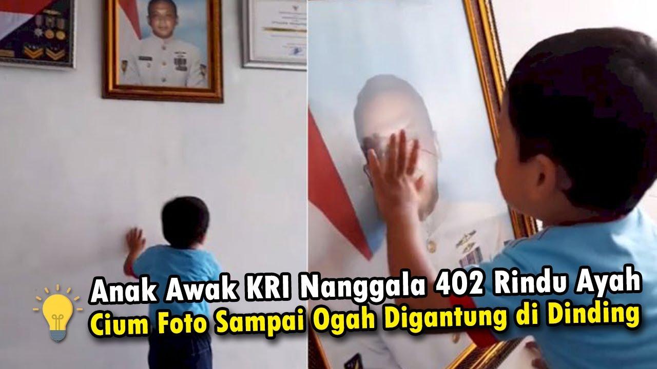 Download Momen Haru An4k Awak Kapal Selam KRI Nanggala 402 Rindu Ayah
