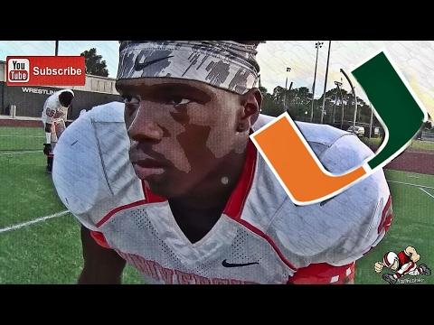 Exclusive - 5 star (RB) Lorenzo Lingard 2018 University of Miami commit