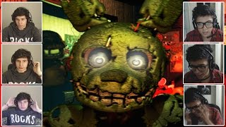 O INFERNO VOLTOU! - Five Nights at Freddy