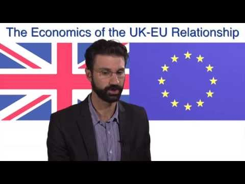 The Economics of the UK-EU Relationship: Corrado Macchiarelli