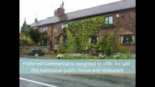 3171 - Public House And Restaurant In Stramshall Staffordshire For Sale