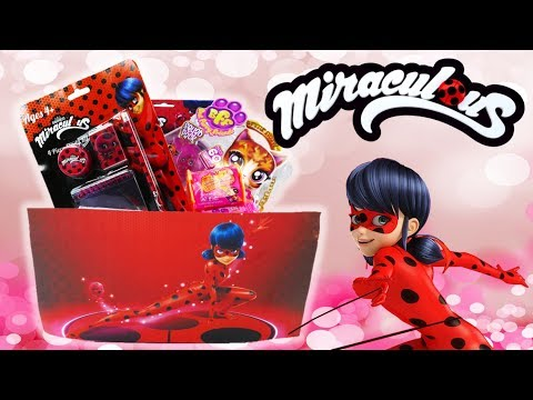Miraculous Ladybug and Best Furry Friends Easter Basket Special