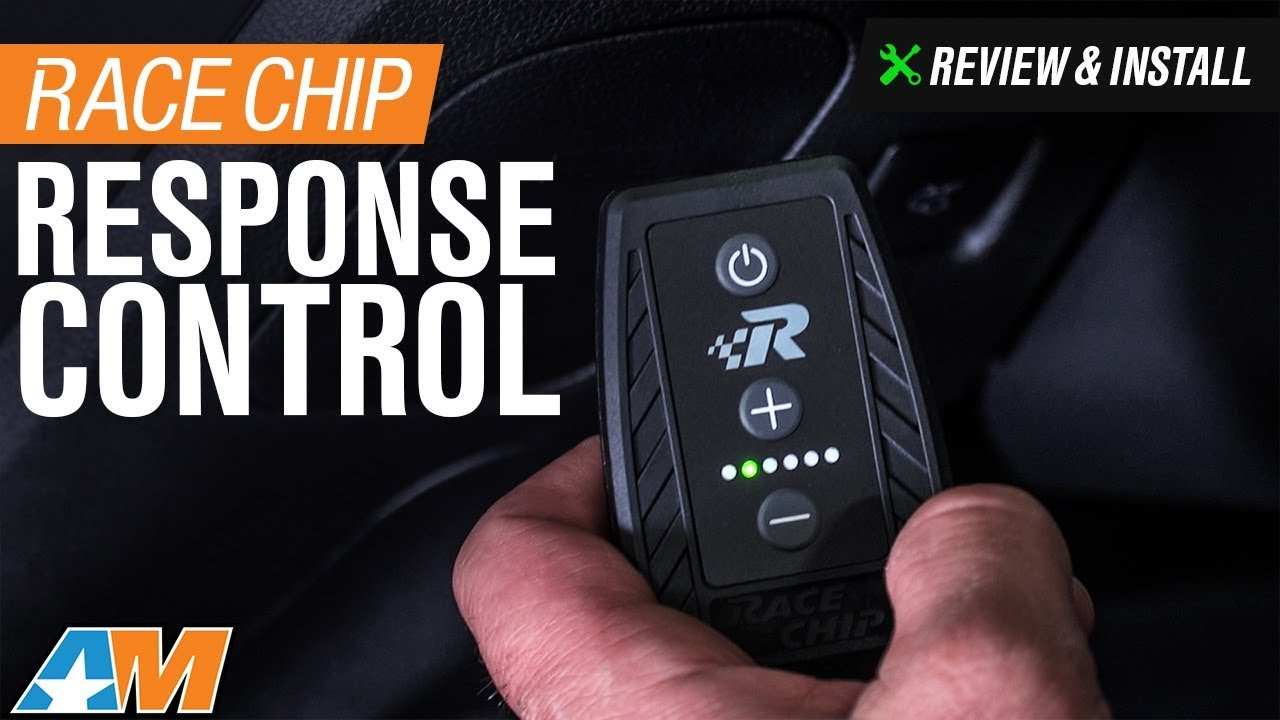 2015-2017 Mustang RaceChip Response Control Review & Install