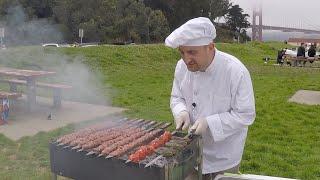 Люля-Кебаб из Фарша  - How to make Beef Koobideh Kebab
