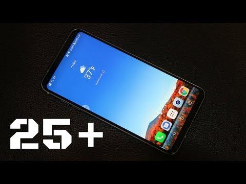 LG V30: 25+ Amazing Tips and Tricks