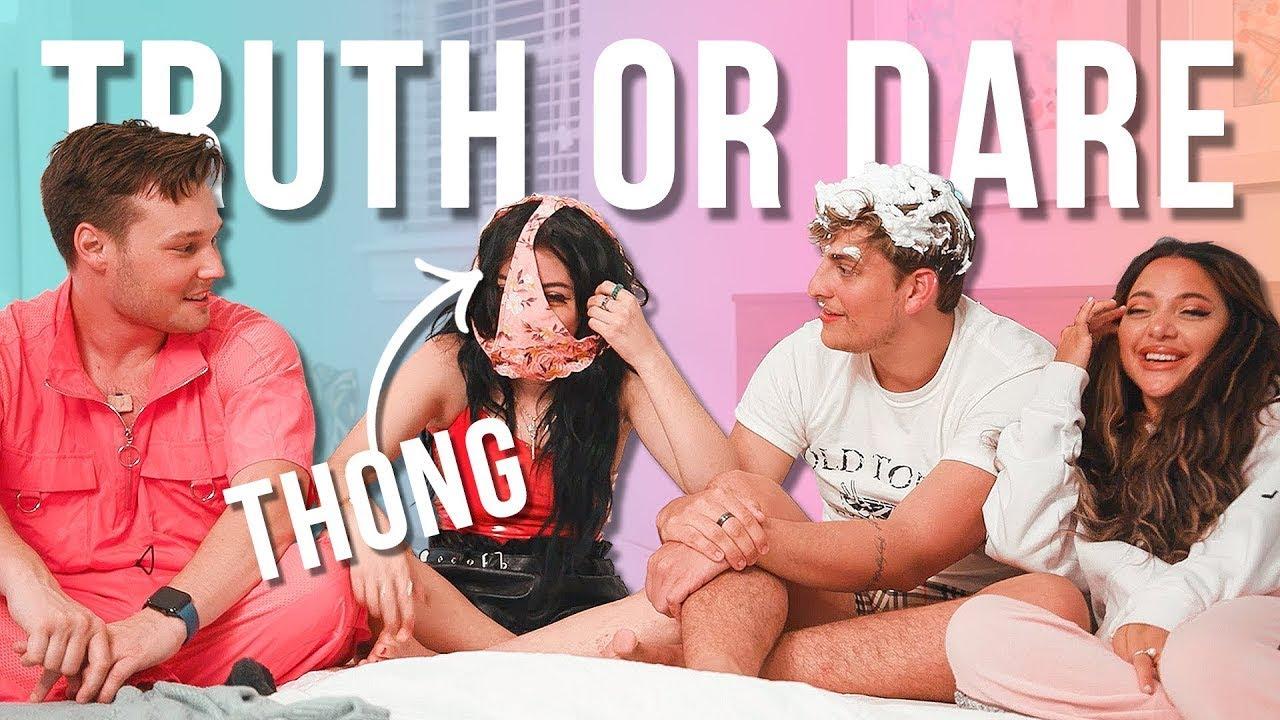 Ultimate Truth or Dare with our Boyfriends *twin edition w/ Niki & Gabi