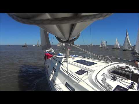 Regata E. Polvarini 2015 - NYC abordo del Friendship