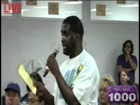 Channel 1000 LIVE  Bargaining Townhall Q&A
