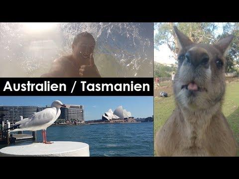 Australien & Tasmanien 2017 - Road Trip in Down Under