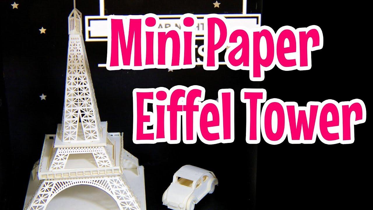 "Mini Paper Eiffel Tower ~ 紙エッフェãƒå¡"" YouTube Maxresdefault Watch?vTkMdzKLyo"
