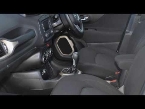 2016 Jeep Renegade BU MY16 Longitude DDCT Alpine White 6 Speed Sports Automatic Dual Clutch