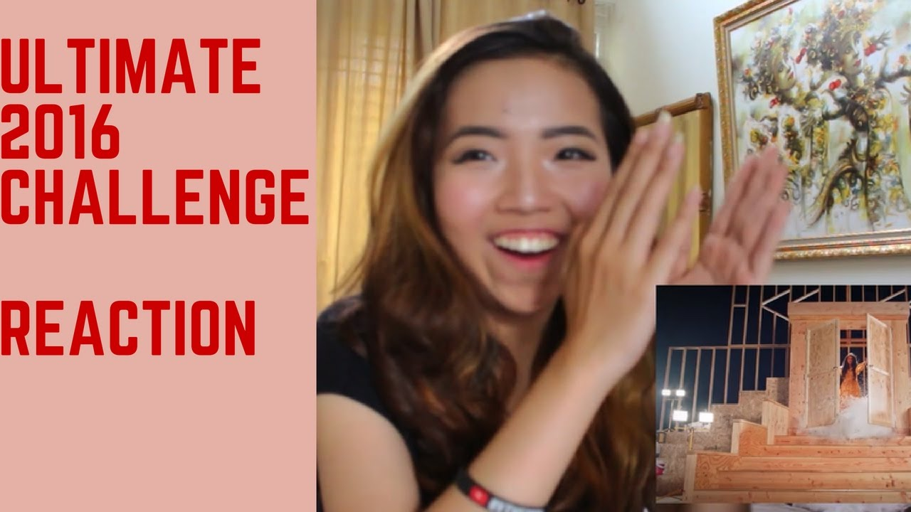 Ultimate 2016 Challenge Rewind Reaction
