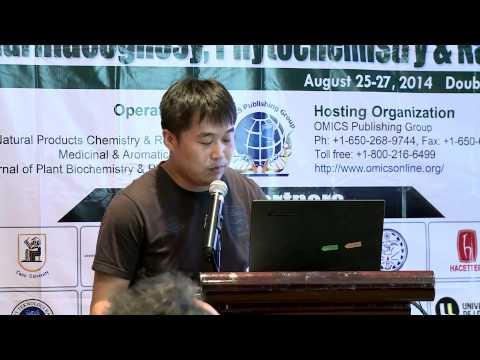 Kelvin Chan| The University of Sydney | Australia | Pharmacognosy 2014 | OMICS International