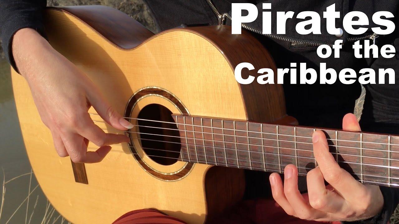 pirates of the caribbean pdf guitar