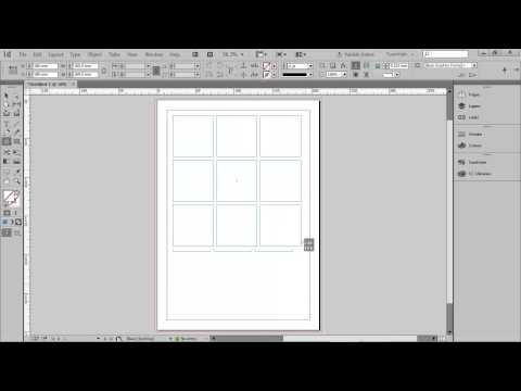 Rectangle Frame Options In InDesign