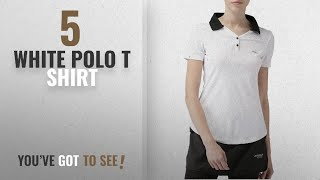 Top 10 White Polo T Shirt [2018]: 2GO Women