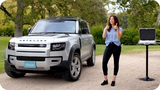 Win a Brand New Land Rover Defender: Enter Our Land Rover Defender Sweepstakes // Omaze
