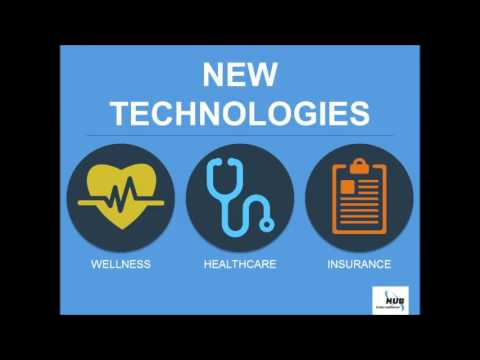 How New Technology is Changing the Landscape of Employee Benefits and Wellness