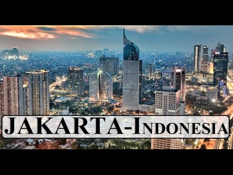 Indonesia-Jakarta Capital city of Indonesia  Part 13