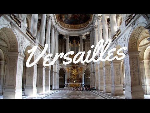 ✓✓ Versailles Chapel & Chambers ! ✓✓