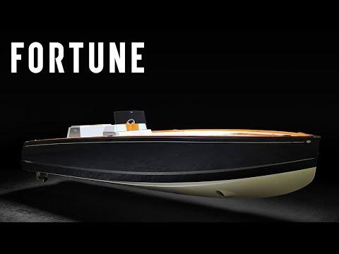 Meet The Tesla of Luxury Yachts I Fortune