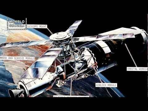 Mokslo sriuba: apie Tarptautinę kosminę stotį (1 dalis)