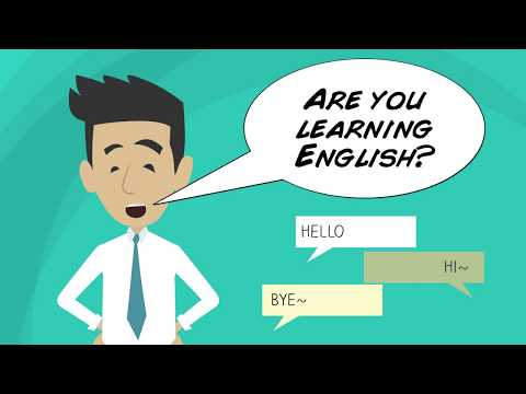 Learn English Online — The Website