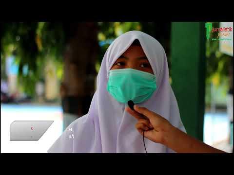 Kompetisi Sains Madrasah Lombok Timur Hari II